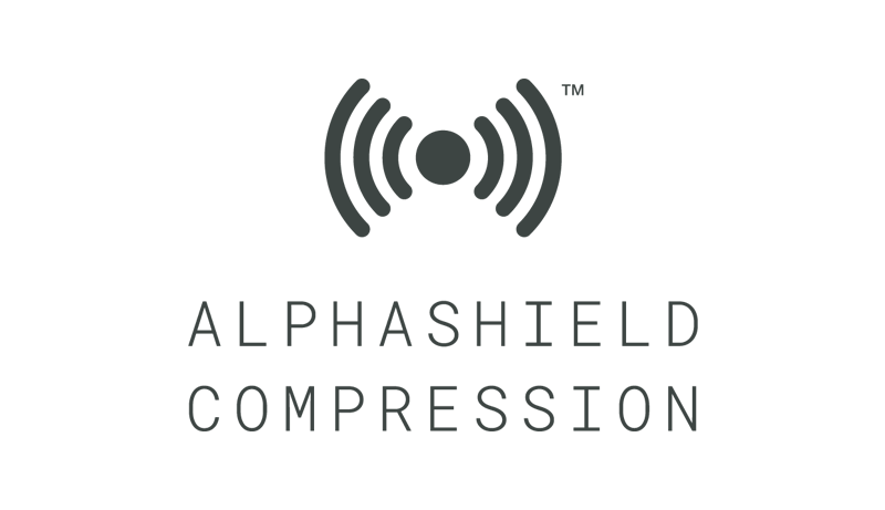 TETRA AlphaShield Compession Logo