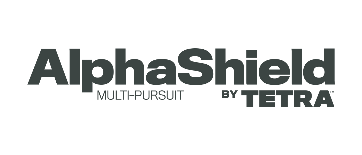 TETRA AlphaShield MultiPursuit Logo