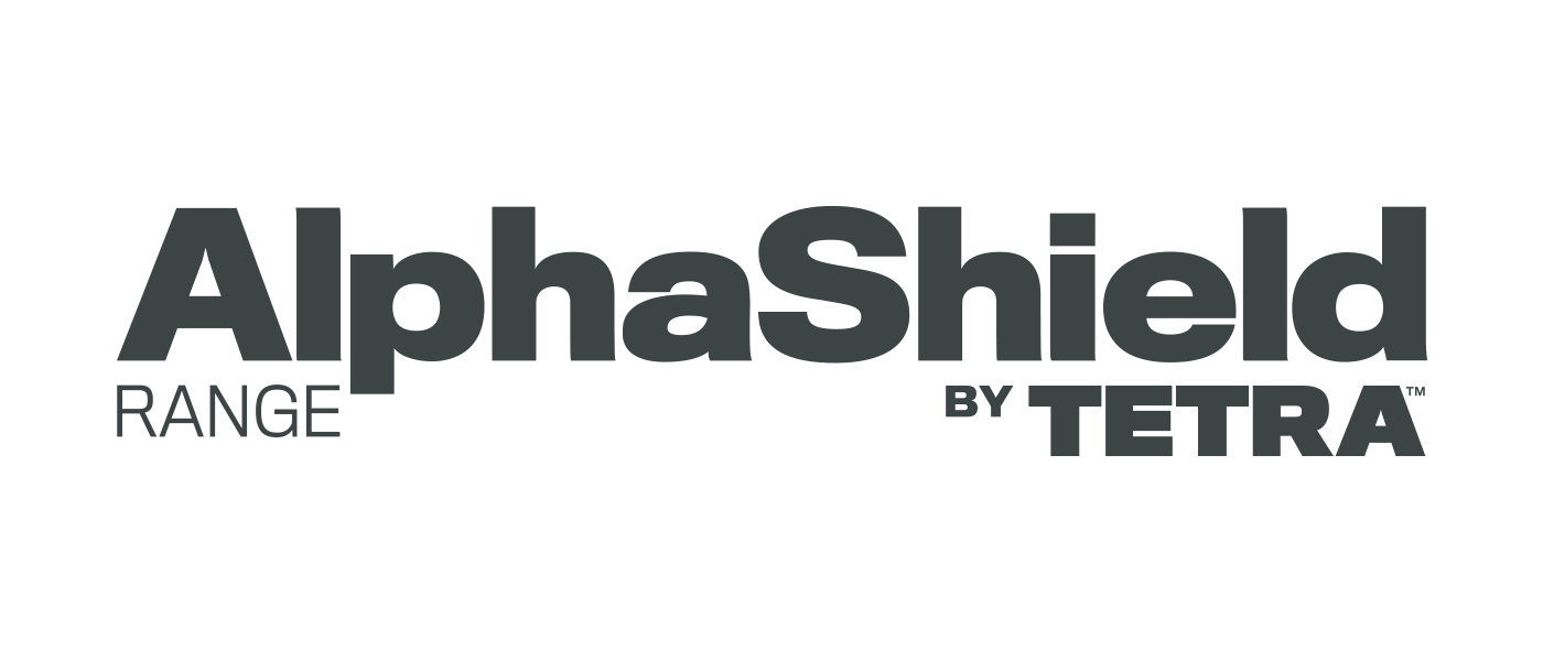 TETRA AlphaShield Range Logo