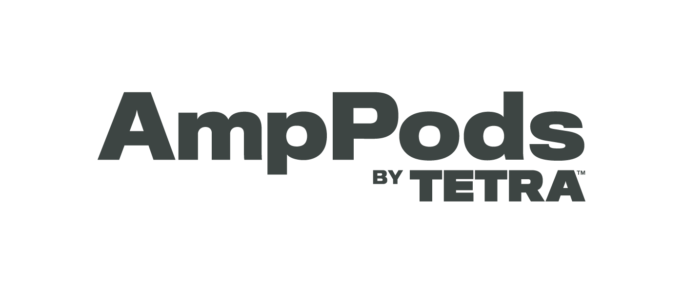 TETRA AmpPods Logo