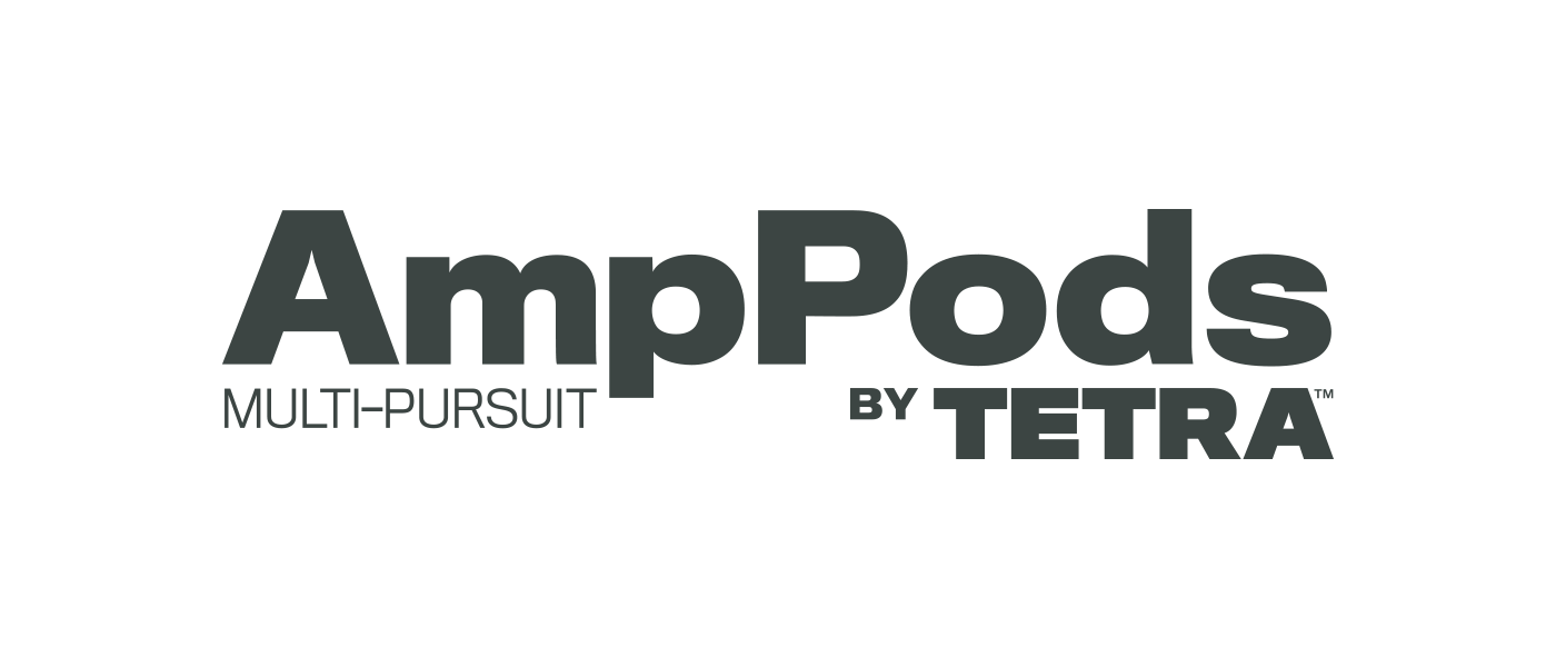TETRA AmpPods MultiPursuit Logo