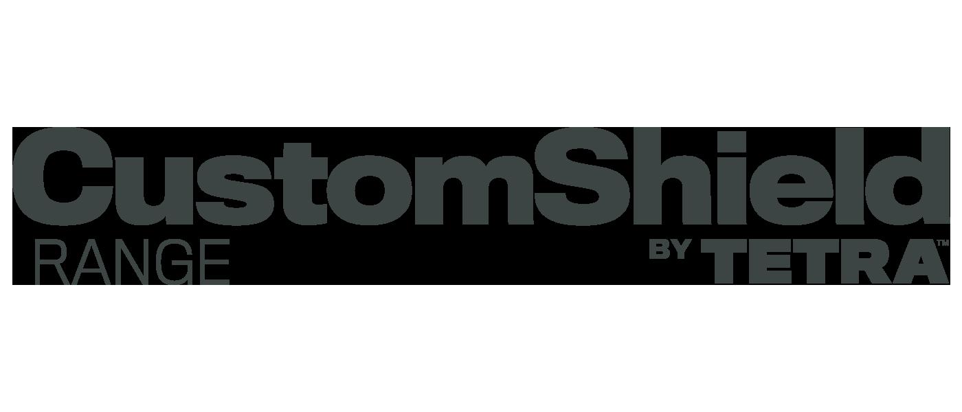 TETRA CustomShield Range Logo