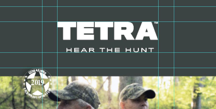 TETRA Logo Exclusion Zone